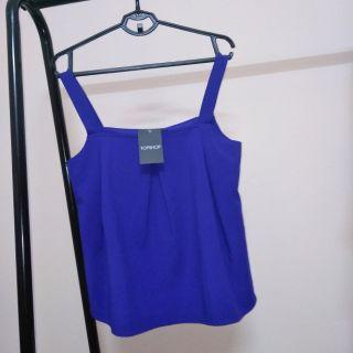 Áo xanh coban tôn da