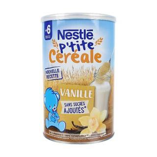 Bột lắc sữa ăn dặm Nestle vị Vani cho trẻ 6 tháng trở lên 400g date 05 21 Ouibeaute thumbnail