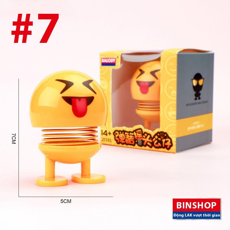 [Động LAK sale sập sàn] Emoji lò xo - không hài không độc không phải bạn