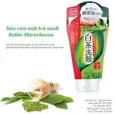 Sữa rửa mặt trà xanh nhật bản Rotho Shirochasou - 2665968 , 206813207 , 322_206813207 , 130000 , Sua-rua-mat-tra-xanh-nhat-ban-Rotho-Shirochasou-322_206813207 , shopee.vn , Sữa rửa mặt trà xanh nhật bản Rotho Shirochasou