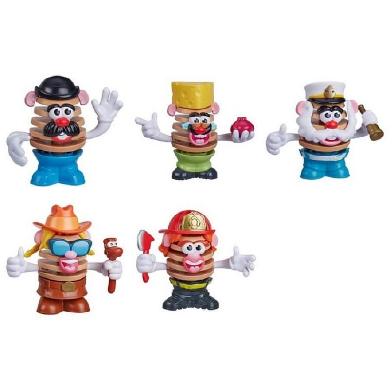 Đồ chơi Hasbro quý ông khoai tây vui nhộn Potato Head E7341 - Giao mẫu ngẫu n