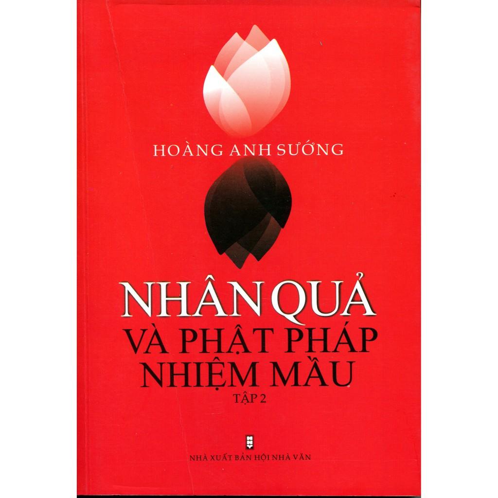 Sách - Nhân Quả Và Phật Pháp Nhiệm Màu Tập 2