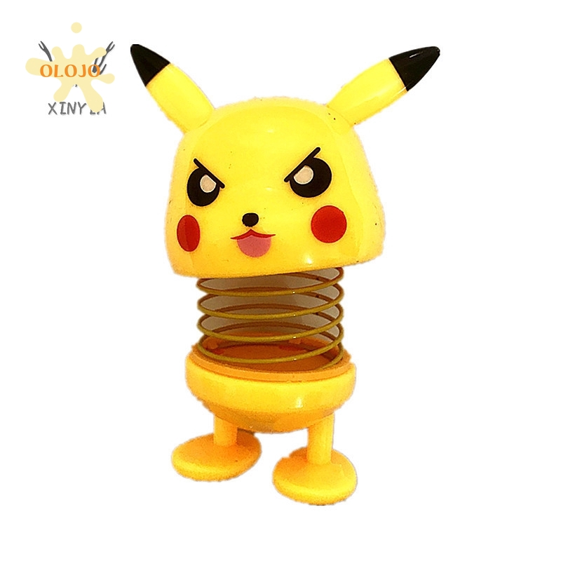 Đồ Chơi Hình Pikachu Lắc Đầu Dễ Thương