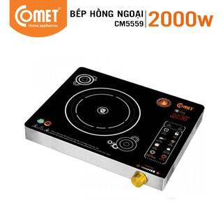 Bếp hồng ngoại cảm ứng COMET - CM5559 thumbnail