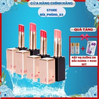 Son lì collagen sang trọng,quý phái,lâu trôi,bền màu,nói không với chì chính hãng Hàn Quốc Edally 3.5g thumbnail