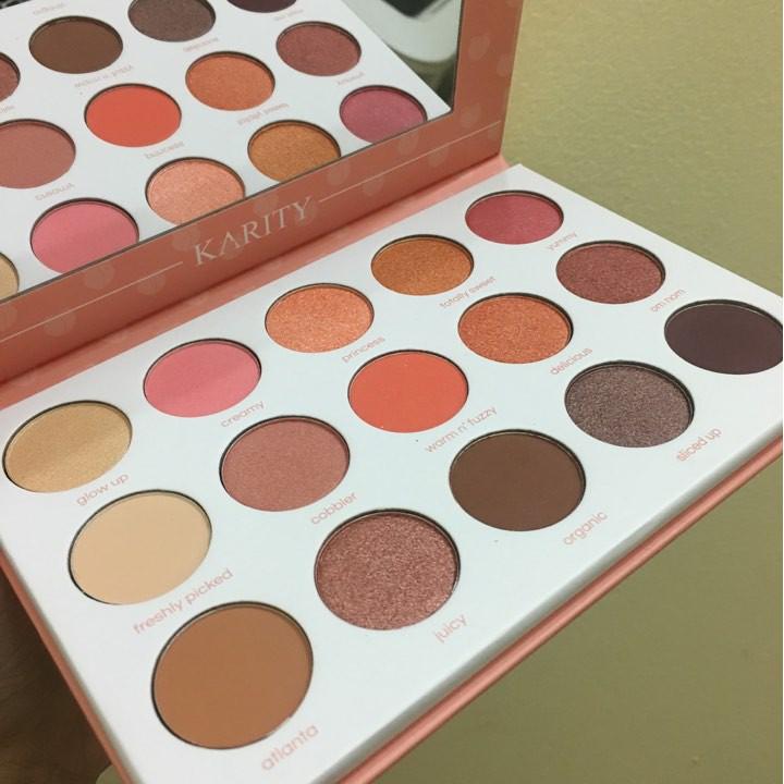 Bảng màu Karity - Just Peachy