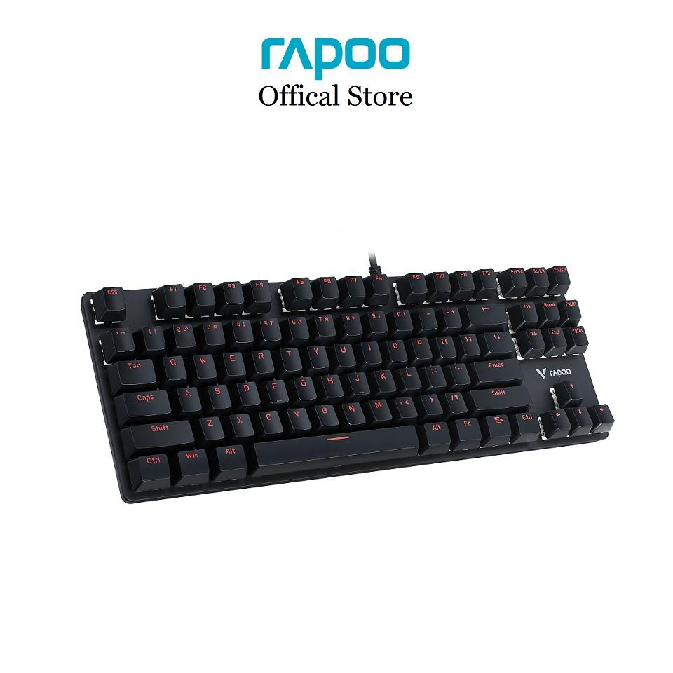 [Mã ELTECHZONE giảm 5% đơn 500K] Bàn phím cơ chuyên game Rapoo V500 Alloy