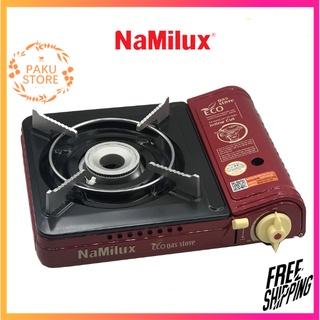 [HÀNG CHẤT LƯỢNG] Bếp Ga Mini, Bếp Gas Đơn Namilux Chống Cháy Nổ PL-1911PF