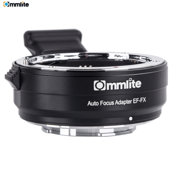 Commlite EF-FX Auto Focus Lens Mount Adapter for Canon Fuji Film FX Mirrorless Cameras
