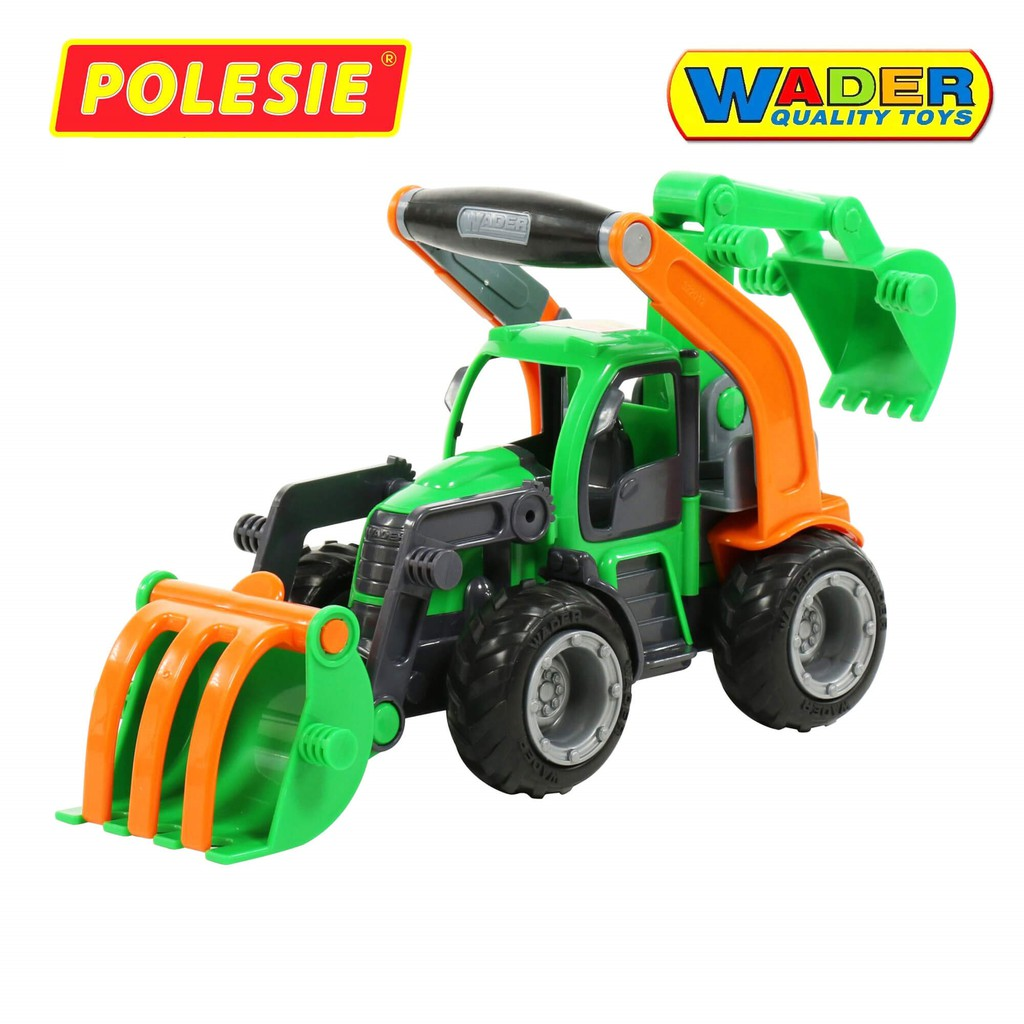Máy xúc Griptrac đồ chơi – Polesie Toys