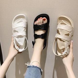 (3 Màu) Sandal Nữ 2 Quai Mã 06 Siêu Mền Cực Mềm