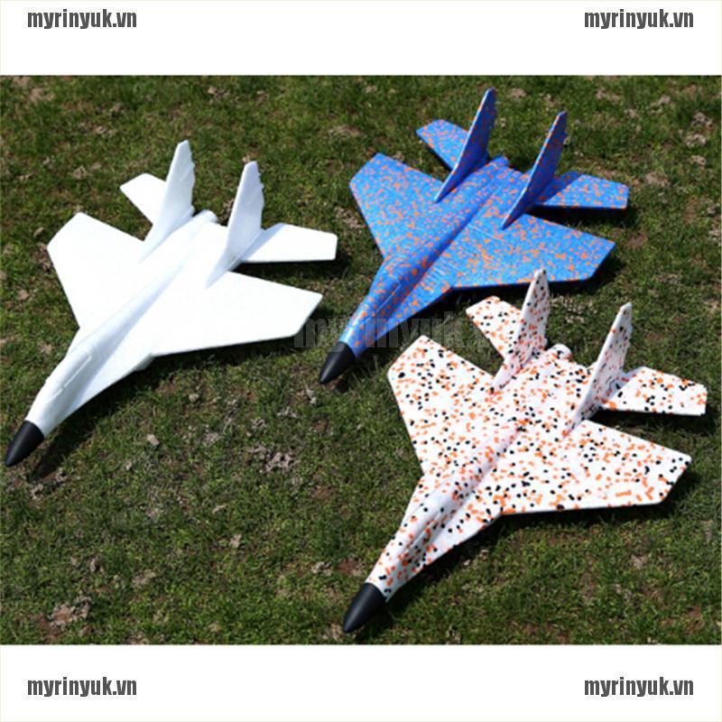 EPP Foam Hand Throw Airplane Outdoor Launch Glider Plane Kids Gift Toy