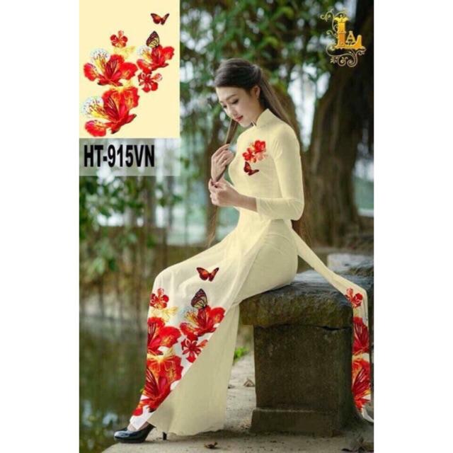 Vải áo dài hoa phượng - 3001531 , 362064858 , 322_362064858 , 170000 , Vai-ao-dai-hoa-phuong-322_362064858 , shopee.vn , Vải áo dài hoa phượng