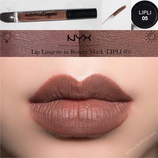 Son Kem Lì chính hãng NYX Professional Makeup Lip Lingerie LIPLI05, LIPLI06, LIPLI08 thumbnail