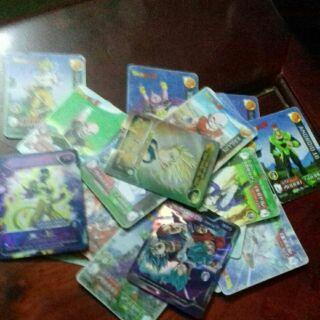 Bộ 27 thẻ bài bảy viên ngọc rồng