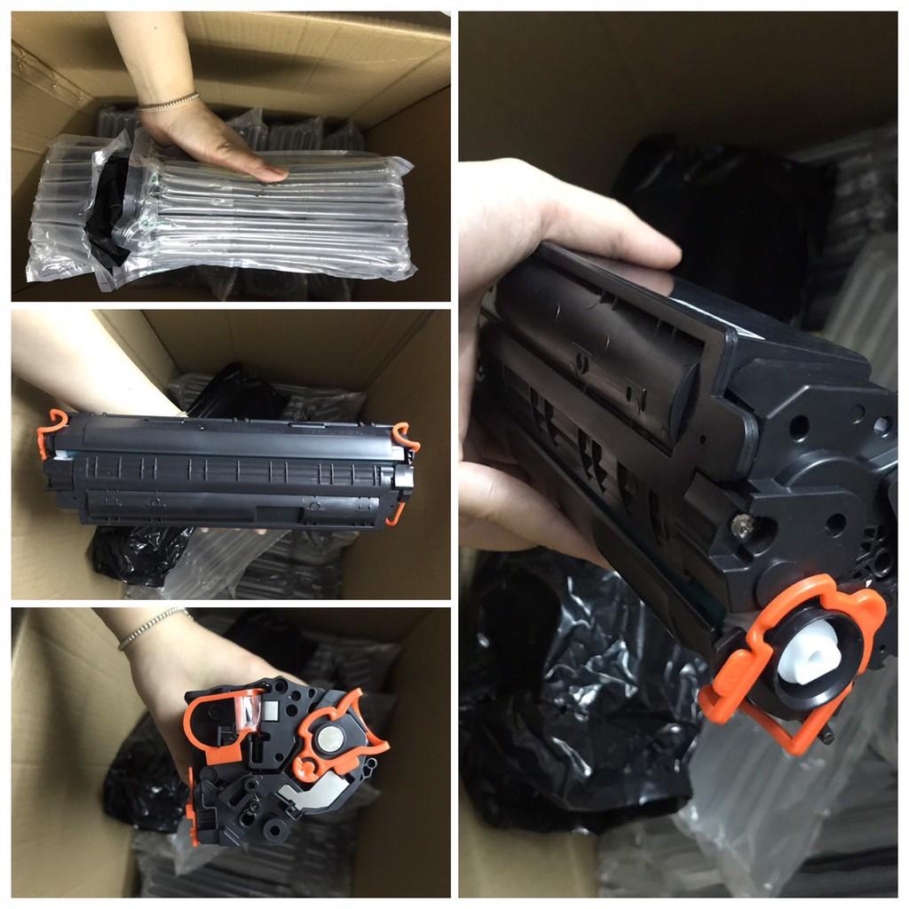 [🎁Mã 10%] Hộp Mực máy in 85A dùng cho máy in hp P1102,P1102w,M1212NF,M1132 và Canon LBP- 3018/3010 có lỗ đổ mực