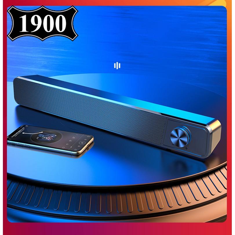 Loa bluetooth máy tính tích hợp dùng cả điện thoại G18, Loa dùng cho cả máy tính vi tính điện thoại cầm tay
