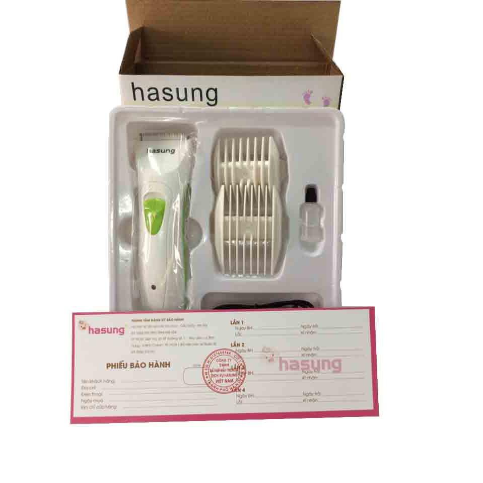 TÔNG ĐƠ HÀNG CHUẨN] Tông đơ cắt tóc Hasung HS365 Baby New
