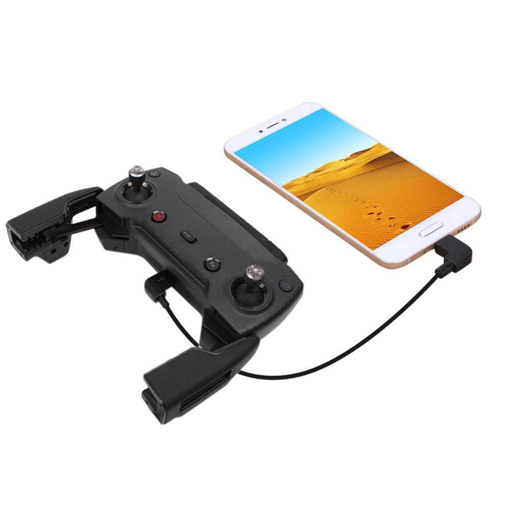 FL Micro USB Data Cable Line for DJI SPARK/MAVIC PRO Controller Phone Tablet