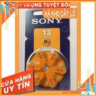 [FREE SHIP - SIÊU SALE] Pin máy trợ thính Sony 13 PR48 vỉ 6 viên thumbnail