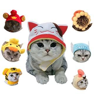 9 Loại Mũ đội cho chó mèo cực độc siêu hot siêu cute thumbnail