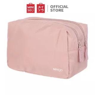 Túi đựng mỹ phẩm 2 dây Miniso (Nhiều màu) - Hàng chính hãng thumbnail