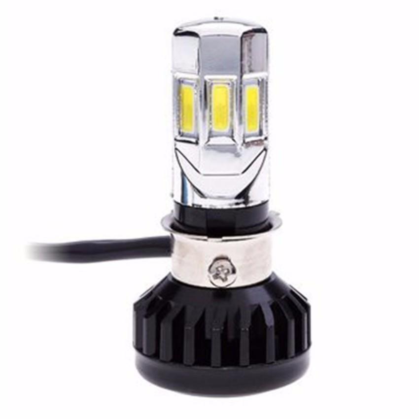 Đèn led Fa cos RTD M02E gắn xe máy (6 tim sáng trắng) + Tặng 1 khăn lau đa năng M 275.