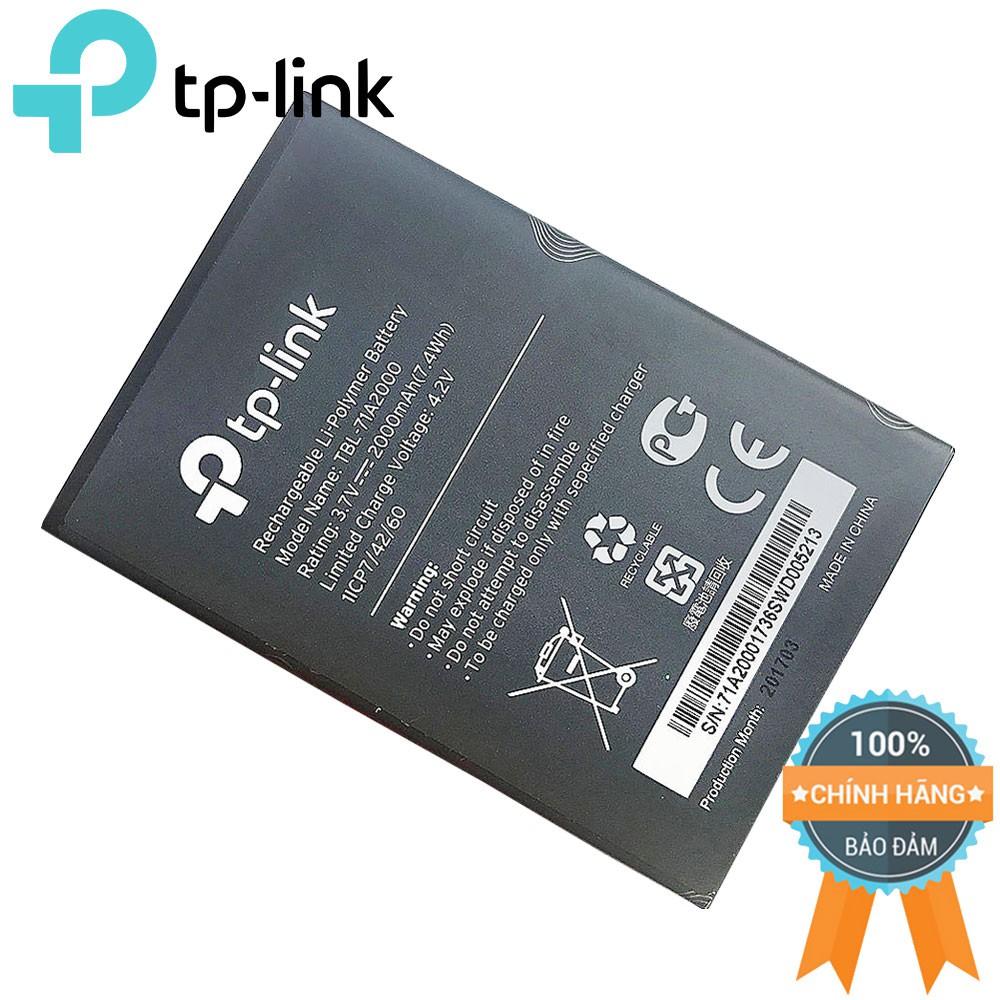 Pin dành cho TP-LINK M5250 (Đen)
