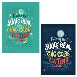 Sách Kim Đồng - Combo Truyện Kể Hằng Đêm Dành Cho Các Cô Bé Cá Tính (Bộ 2 Cuốn)