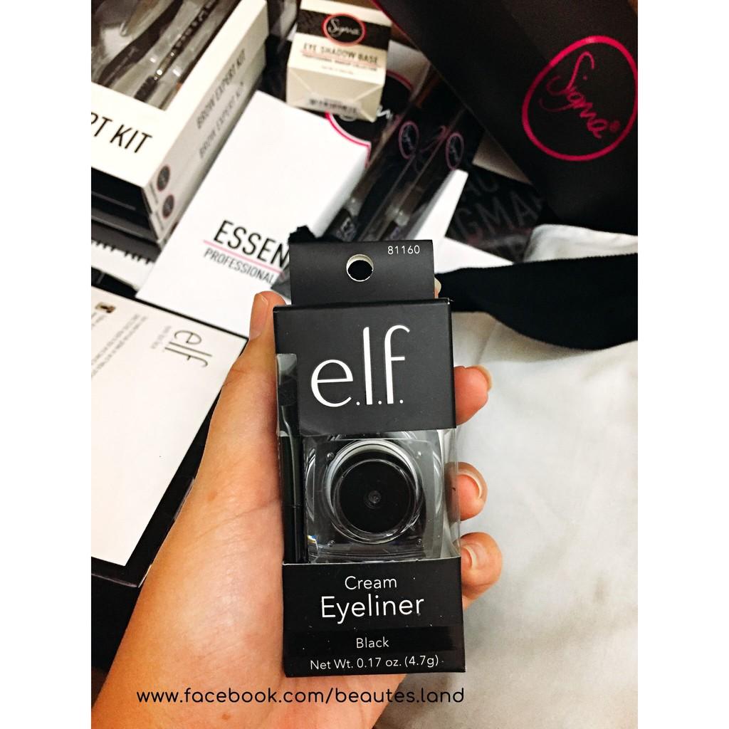Kẻ mắt Cream Eyeliner - ELF
