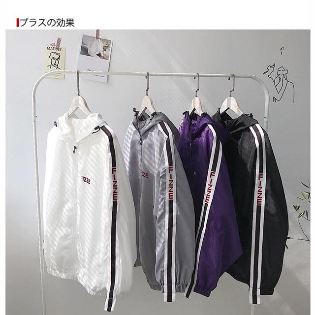 Áo khoác gió nữ form rông