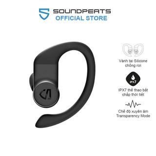 Tai nghe True Wireless Earbuds SoundPEATS TrueWings Xuyên Âm TransParency BlueV5.0