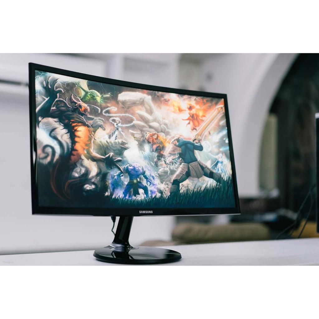 """PC gaming i3 3240 /h61 /ram 8gb /hdd 250gb /vga r7 370 /nguồn 500w /màn hình samsung 24"""""""