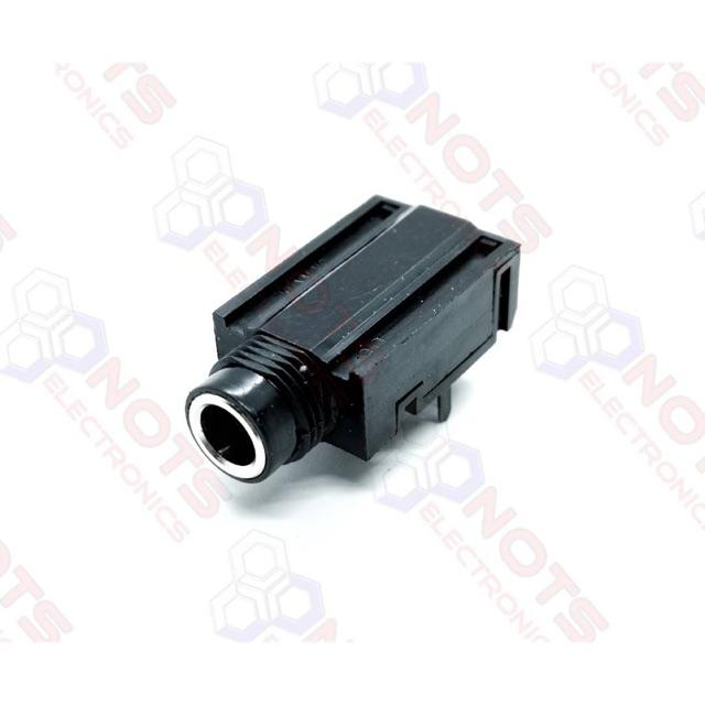 แจ็คไมค์) 6.5mm ลงปริ้น ยี่ห้อ Kunming Electronics คุณภาพสูงจากโรงงานใช้ในวงจรขยาย/วงจร