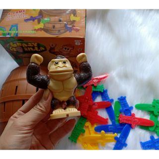 Đâm hải tặc khỉ kingkong 24 kiếm loại cao cấp