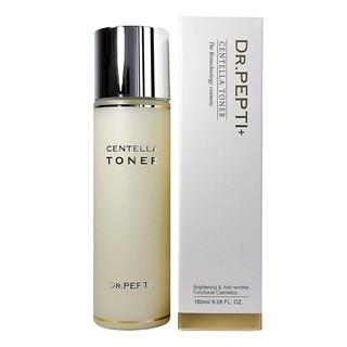 Nước hoa hồng dưỡng da căng bóng Dr.Pepti+ Centella Toner 180ml