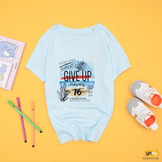 Áo thun trẻ em Yody in hình biển thoải mái co dãn thấm hút Kid4000 thumbnail