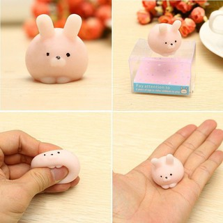 Cute animal toy, used to squeeze stress relief
