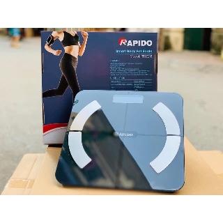 """Cân sức khỏe thông minh RAPIDO RSB02-S (Có bluetooth) - Màu xanh giá chỉ còn <strong class=""""price"""">33.500.000.000đ</strong>"""