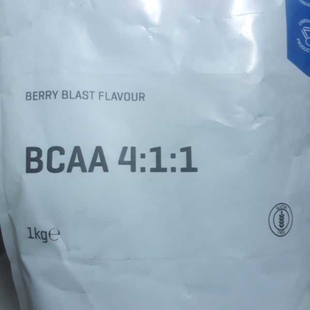 [Sale]Bột BCAA 4:1:1- 1KG