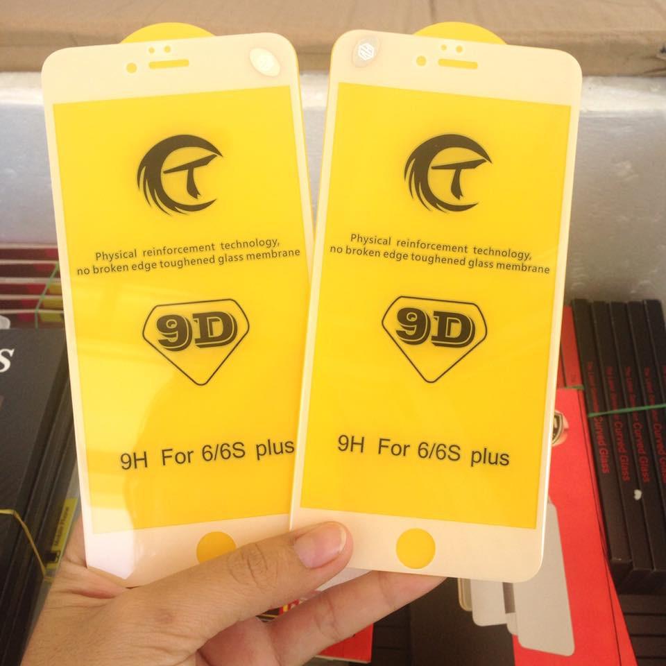 Kính cường lực 9D cho iphone 6plus