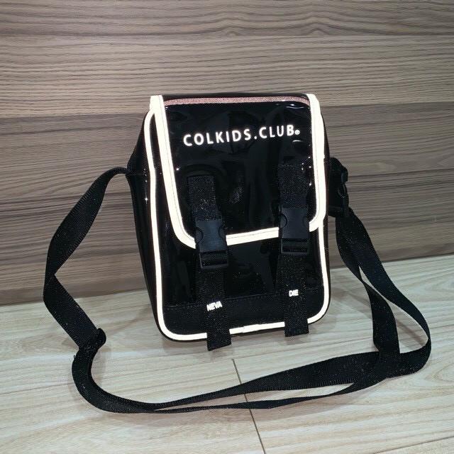 Túi đeo chéo colkids - phản quang - full tag + giấy thơm
