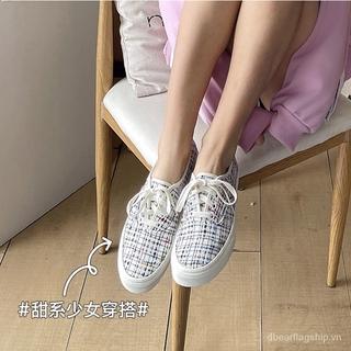 Giày Thể Thao Vans Vn0A5Ks96Sw Thoáng Khí Trẻ Trung Cho Nữ