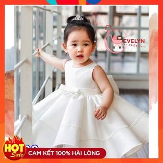 Đầm Công Chúa Evelyn 👗 Cực Xinh 👗 Quà Tặng 🎁 Cho Bé Yêu 💗 Mã VF02 💗 E001 E003