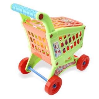 Xe đẩy siêu thị loại trung dành cho bé 1-3t