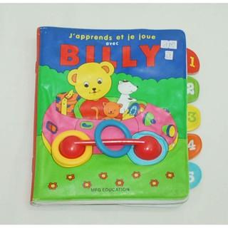 98% Sách plastic chơi nước BILLY