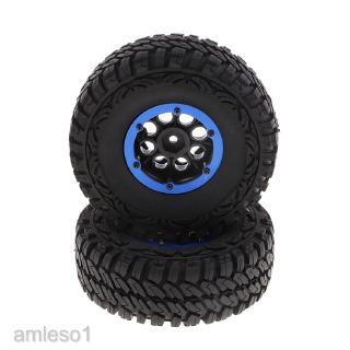 R 114mm Width 45mm Tires Tyres for Axial SCX10 TRX-4 RC4WD D90 RC Crawler