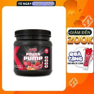 Bổ Sung Năng Lượng Pre-Workout Power Pump BioX Hộp 500g thumbnail