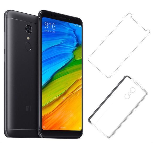 Điện thoại Xiaomi Redmi 5 Plus 64GB Ram 4GB + Ốp lưng silicon + Cường lực - Hàng nhập khẩu - 2910600 , 942944632 , 322_942944632 , 4320000 , Dien-thoai-Xiaomi-Redmi-5-Plus-64GB-Ram-4GB-Op-lung-silicon-Cuong-luc-Hang-nhap-khau-322_942944632 , shopee.vn , Điện thoại Xiaomi Redmi 5 Plus 64GB Ram 4GB + Ốp lưng silicon + Cường lực - Hàng nhập khẩ