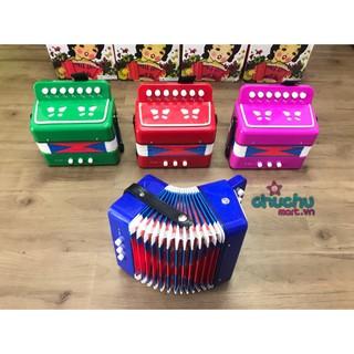 Đàn accordion cho bé yêu